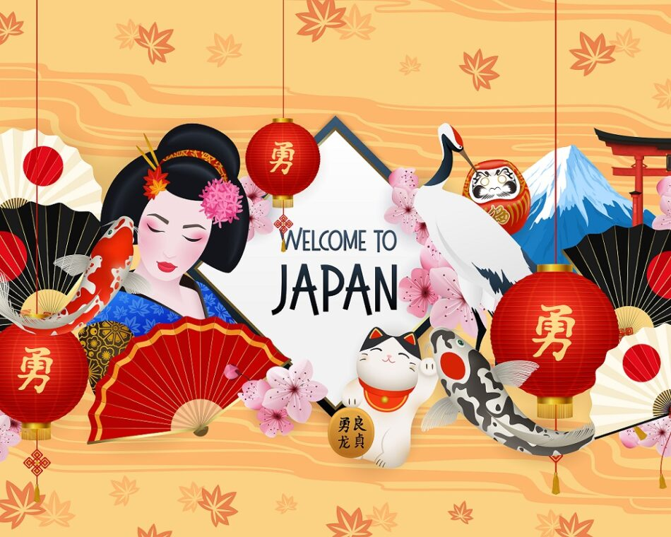5 Reasons Why You Should Visit To Japan